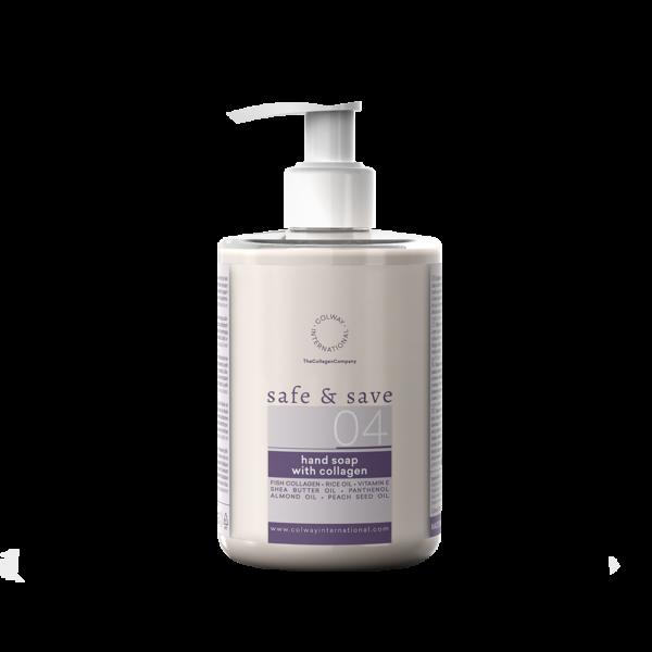 Hand-soap-with-collagen-Mydło-do-mycia-rak-z-kolagenem-Colway-international-300ml